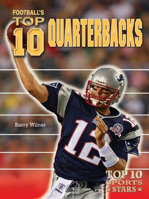 cover image of Football's Top 10 Quarterbacks